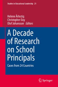 Cover A Decade of Research on School Principals