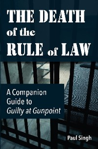 Cover The Death of the Rule of Law