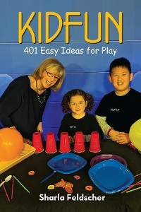 Cover KIDFUN 401 Easy Ideas for Play