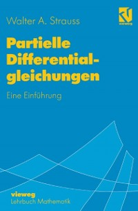 Cover Partielle Differentialgleichungen