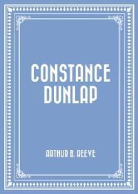 Cover Constance Dunlap