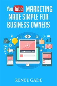 Cover YouTube Marketing  Made Simple For Business Owners