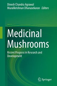 Cover Medicinal Mushrooms