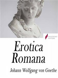 Cover Erotica Romana (Roman Elegies)