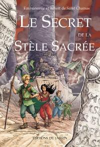 Cover Le secret de la stèle sacrée