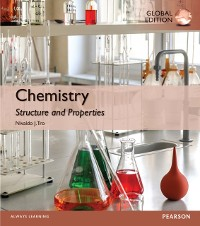 Cover Chemistry: Structure and Properties, Global Edition