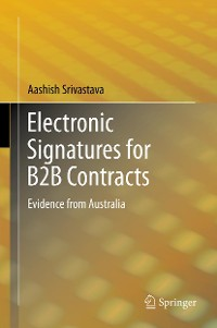 Cover Electronic Signatures for B2B Contracts