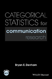 Cover Categorical Statistics for Communication Research