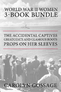 Cover World War II Women 3-Book Bundle