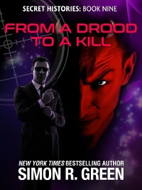 Cover From a Drood to a Kill