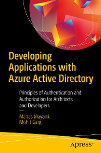 Cover Developing Applications with Azure Active Directory