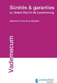 Cover Suretés et garanties au Grand-Duché de Luxembourg
