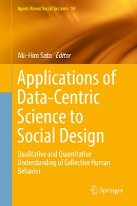 Cover Applications of Data-Centric Science to Social Design