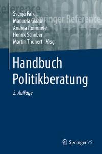 Cover Handbuch Politikberatung