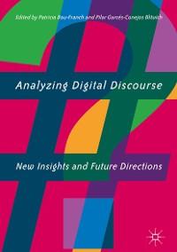 Cover Analyzing Digital Discourse