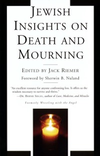 Cover Jewish Insights on Death and Mourning