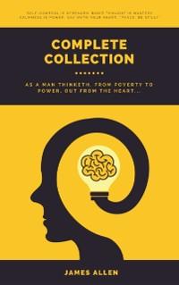 Cover James Allen 21 Books: Complete Premium Collection
