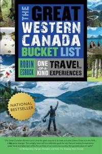 Cover Great Western Canada Bucket List