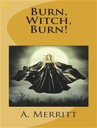 Cover Burn, Witch, Burn