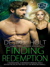Cover Finding Redemption
