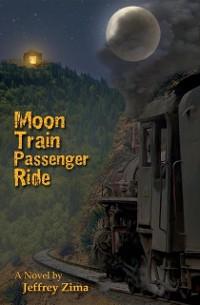 Cover Moon Train Passenger Ride