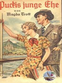 Cover Puckis junge Ehe (Illustriert)