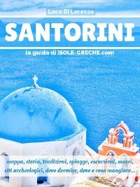 Cover Santorini - La guida di isole-greche.com