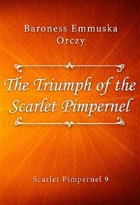 Cover The Triumph of the Scarlet Pimpernel