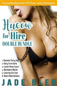 Cover Hucow for Hire Double Bundle