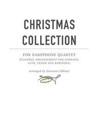 Cover Christmas Collection for Saxophone Quartet