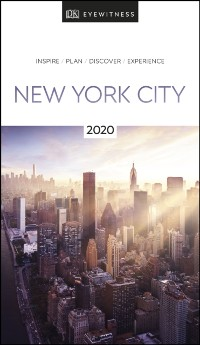 Cover DK Eyewitness New York City