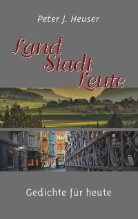 Cover Land - Stadt - Leute