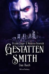 Cover Gestatten, Smith - Band 2: Das Buch