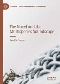Cover The Novel and the Multispecies Soundscape