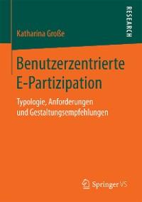 Cover Benutzerzentrierte E-Partizipation