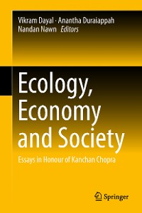 Cover Ecology, Economy and Society