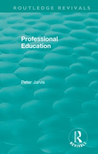 Cover Professional Education (1983)