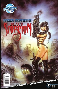 Cover Black Scorpion #2