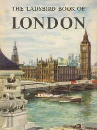 Cover The Ladybird Book of London