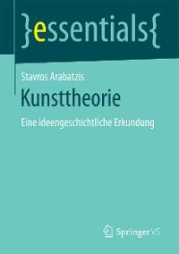 Cover Kunsttheorie
