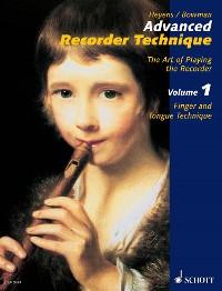 Cover Advanced Recorder Technique