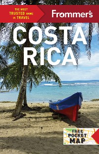 Cover Frommer's Costa Rica