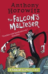 Cover Diamond Brothers in The Falcon's Malteser