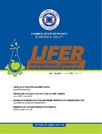 Cover INTERNATIONAL JOURNAL OF FOOD ENGINEERING RESEARCH