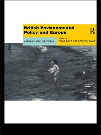 Cover British Environmental Policy and Europe