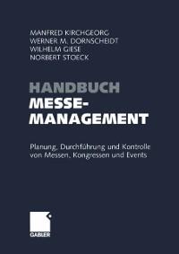 Cover Handbuch Messemanagement