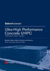 Cover Ultra-High Performance Concrete UHPC