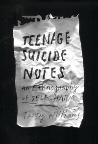 Cover Teenage Suicide Notes