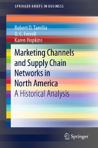 Cover Marketing Channels and Supply Chain Networks in North America