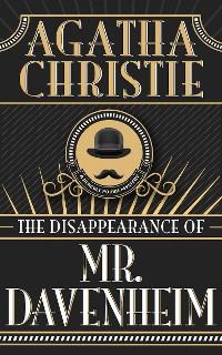 Cover Disappearance of Mr. Davenheim, The
